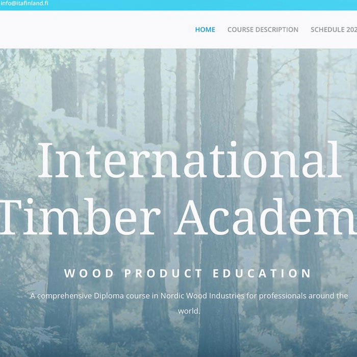 International Timber Academy